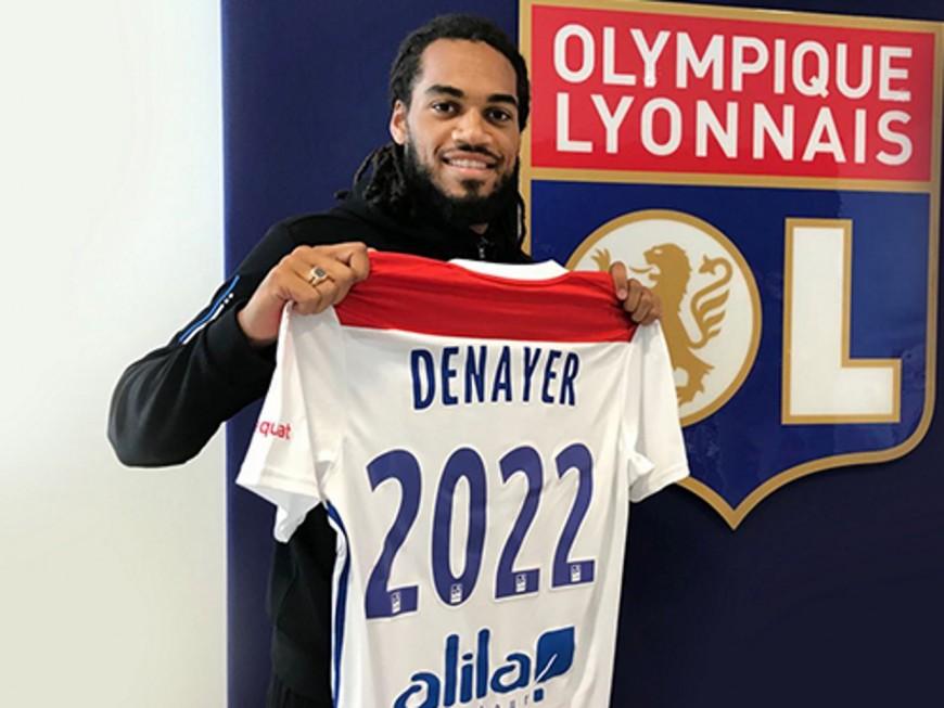 Jason Denayer à l'OL pour 10 millions d'euros (officiel)