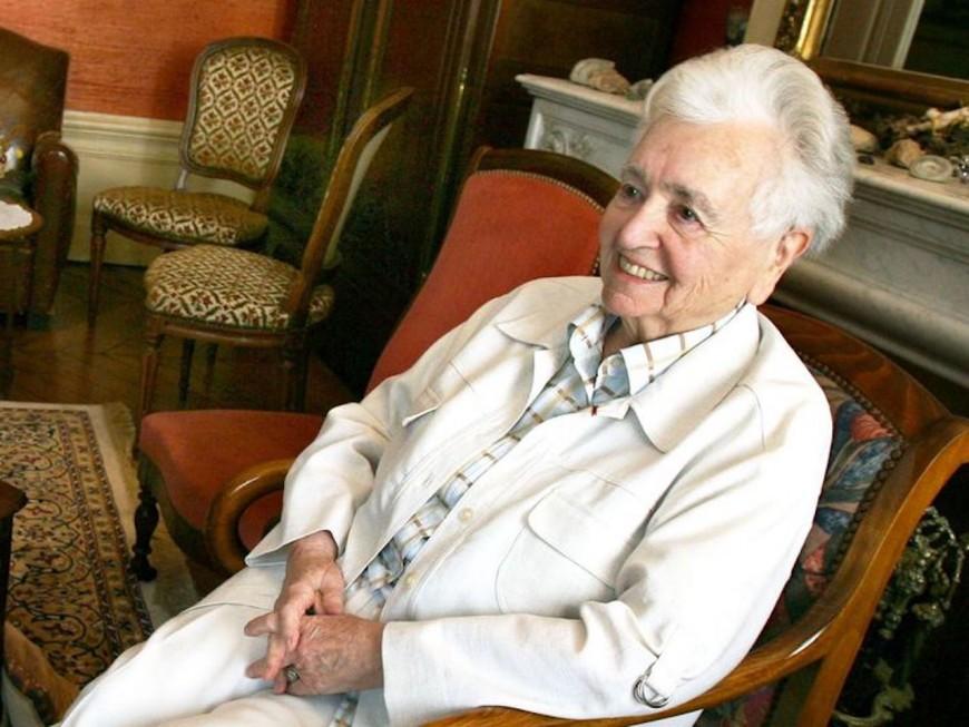 Lyon: la résistante Denise Domenach-Lallich est décédée