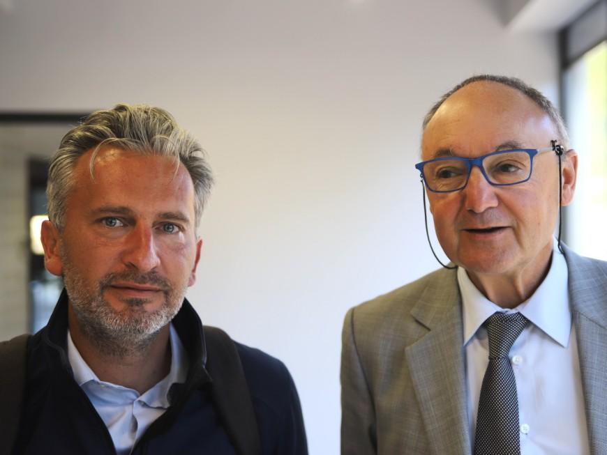 """Cédric Denoyel : """"On voulait un système de proximité avec nos entrepreneurs à H7"""""""