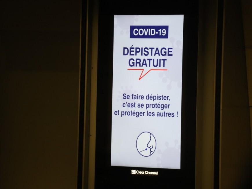 Métropole de Lyon : ouverture jeudi de deux centres de prélèvements destinés aux personnes prioritaires