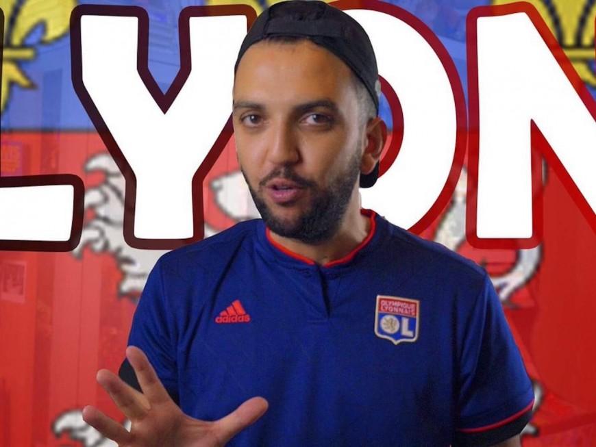 Jhon Rachid sort une vidéo 100% lyonnaise