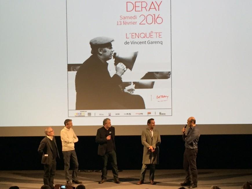 """Lyon : le prix Jacques Deray pour le film """"l'Enquête"""""""