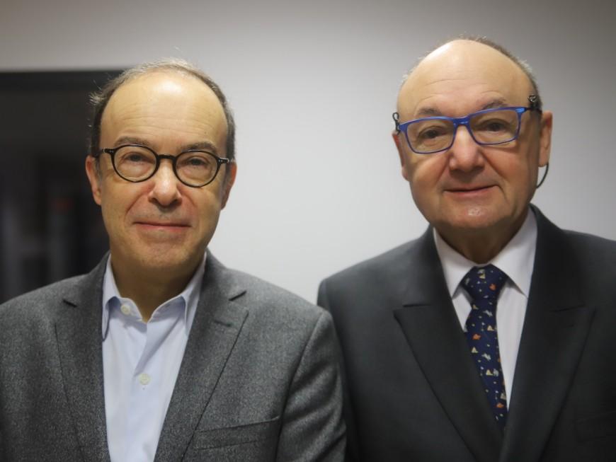 """Serge Deygas : """"Les avocats ont construit une belle caisse de retraite, on veut nous la prendre"""""""