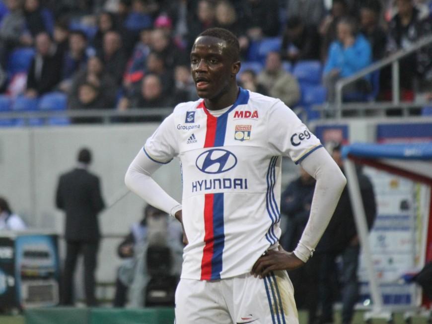 OL : Diakhaby prolongé jusqu'en 2022