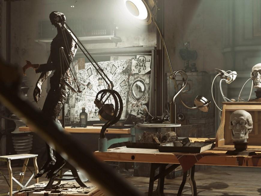 Avec Dishonored 2, les lyonnais d'Arkane Studios ont créé de l'art avant le jeu vidéo