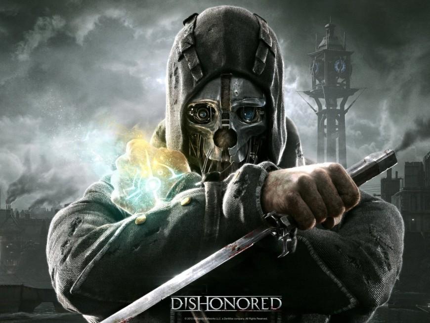 Développé à Lyon, Dishonored sacré meilleur jeu vidéo aux BAFTA