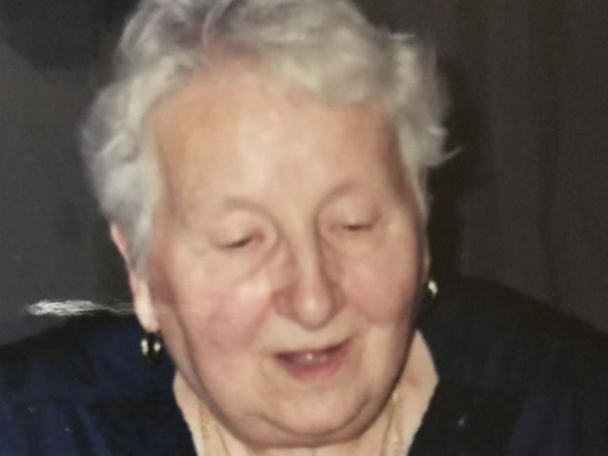 Rhône : un appel à témoin après la disparition inquiétante d'une dame de 86 ans