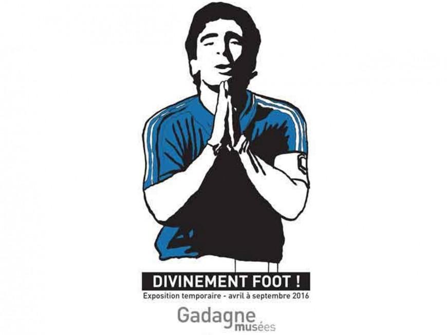"""L'exposition """"Divinement Foot"""" arrive à Lyon !"""