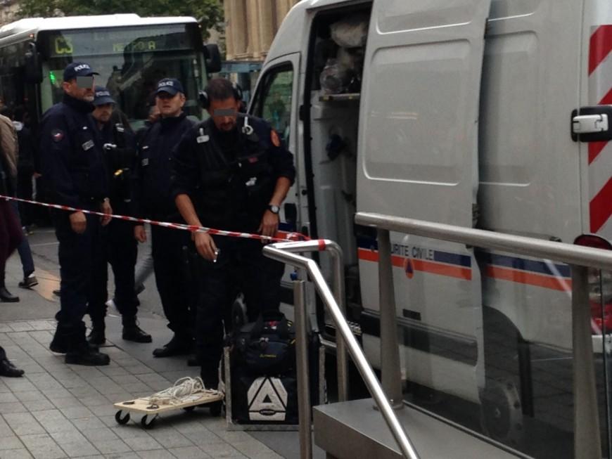 Lyon : un colis suspect à la station Cordeliers, la ligne A du métro perturbée