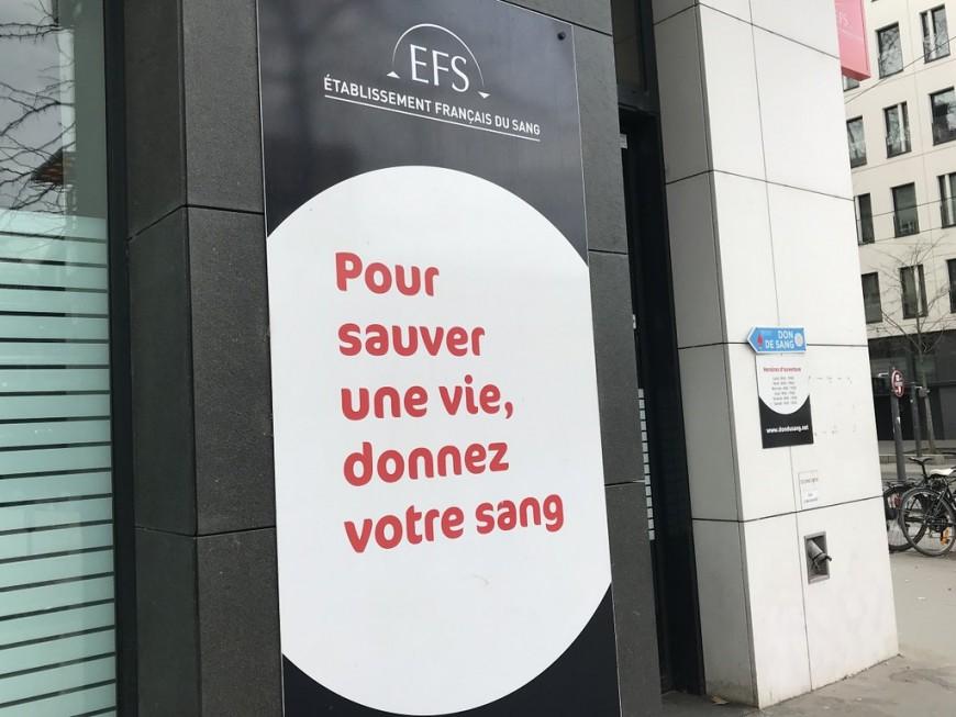 Lyon : les personnels de l'Etablissement français du sang vont manifester ce jeudi