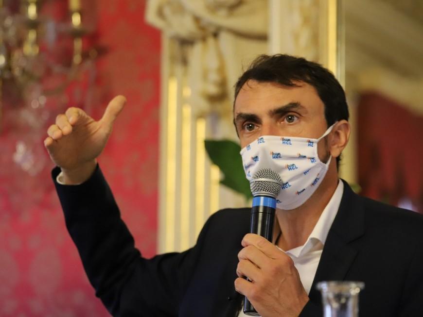 Covid-19 : face à Jean Castex, le maire de Lyon plaide pour un assouplissement des mesures sanitaires