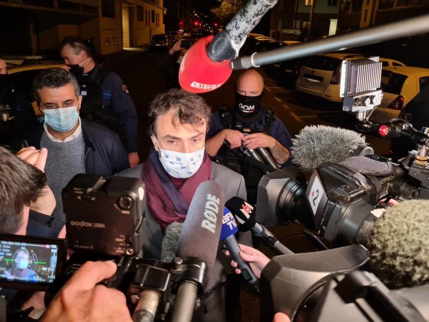 """Prêtre blessé par balles à Lyon : Grégory Doucet """"félicite la police municipale qui est rapidement intervenue"""""""