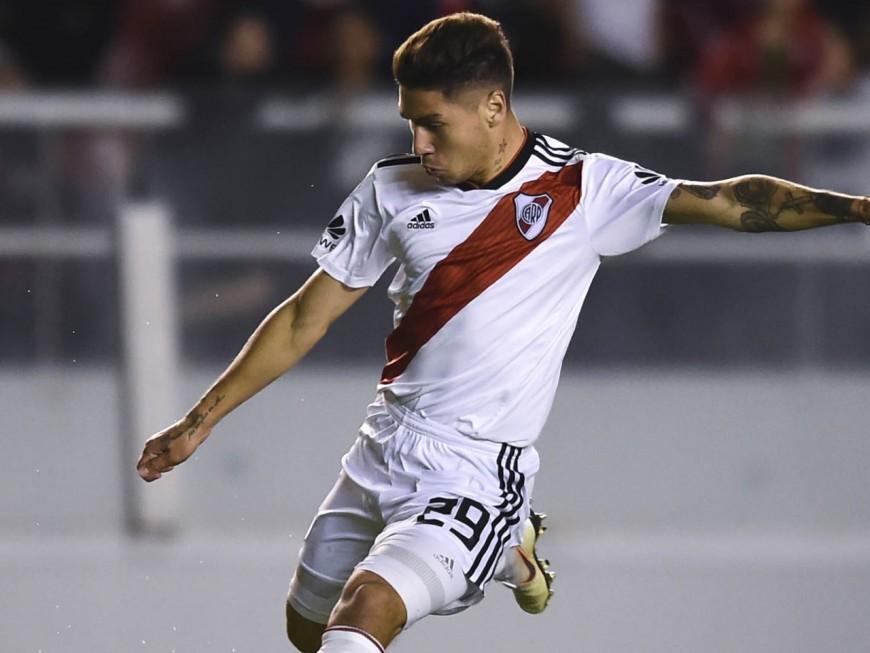L'Argentin Gonzalo Montiel proche de l'OL ?