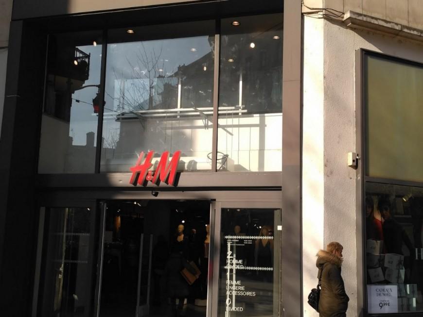 Lyon : le H&M de la rue de la République va disparaître fin 2017