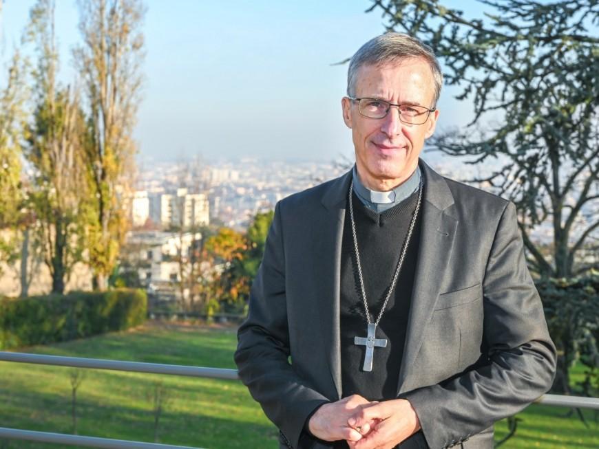 Lyon : le successeur du cardinal Barbarin prend ses fonctions ce dimanche