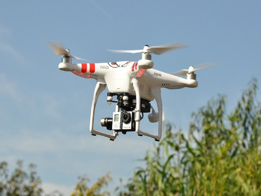 A Décines, la police va s'équiper d'un drone !
