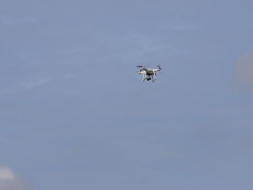 Non-respect du confinement : la police lyonnaise s'équipe de drones !