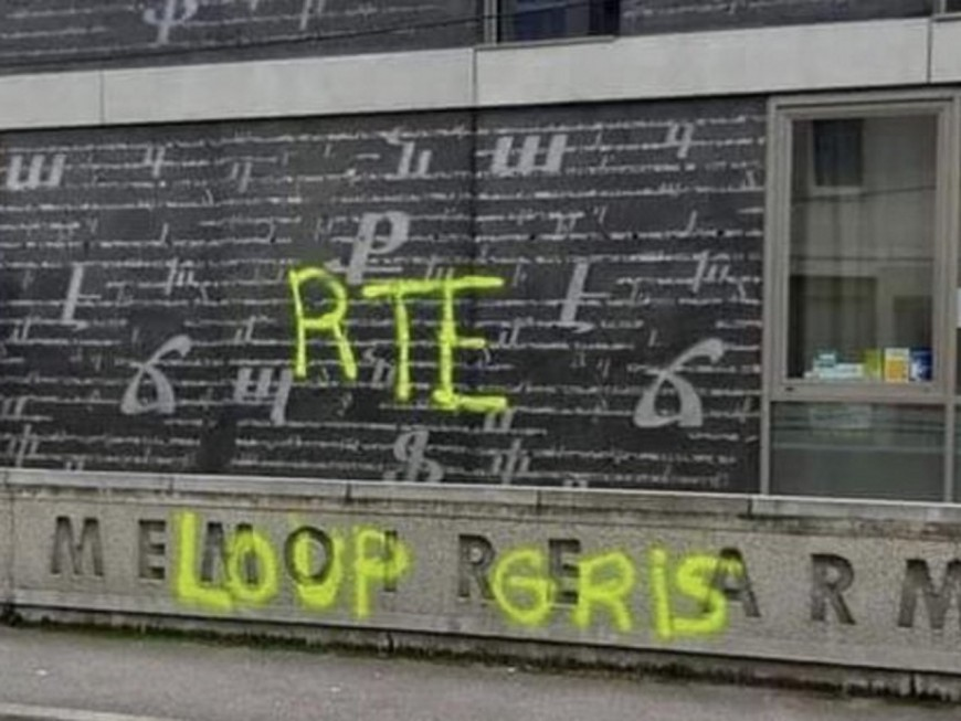 Des interpellations après des tags anti-arméniens près de Lyon