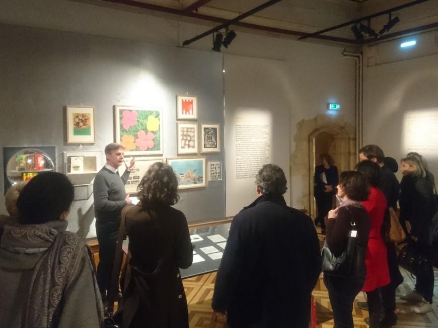 Une nouvelle facette d'Andy Warhol dévoilée au musée de l'imprimerie