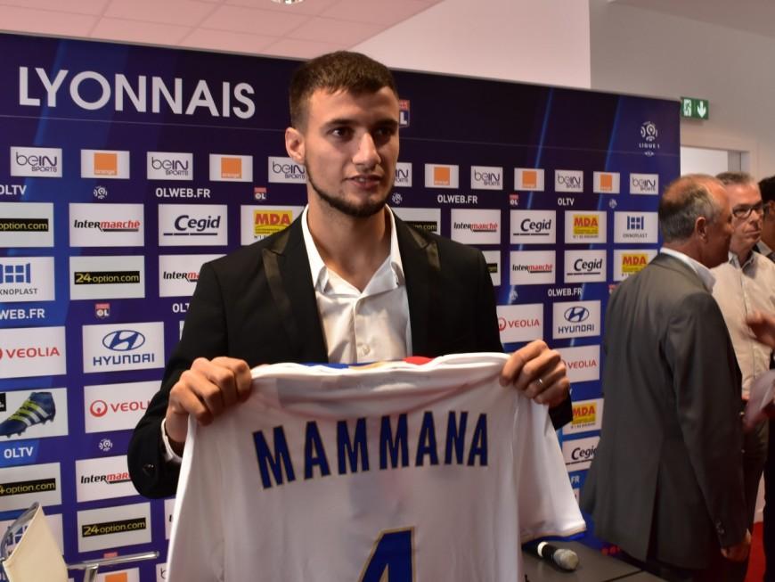 Emanuel Mammana signe à l'OL pour cinq ans