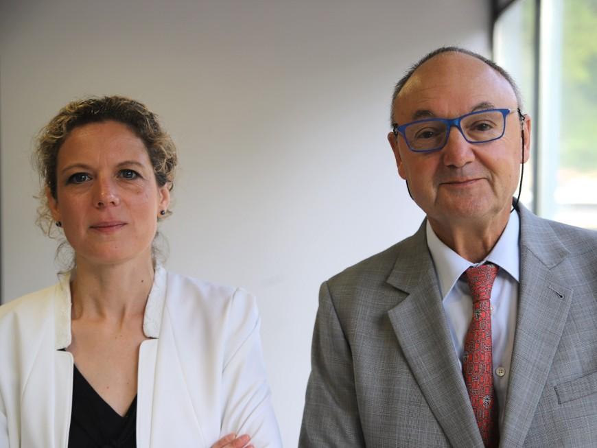 """Emmanuelle Dubée : """"Les chiffres de la délinquance dans le Rhône ne sont pas mauvais"""""""