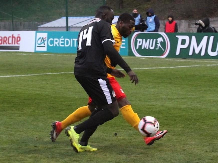 Sale soirée pour Lyon Duchère (0-1) et le FCVB (1-1)