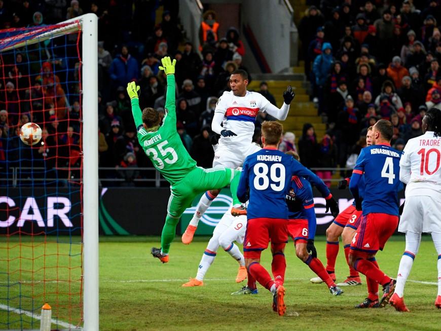CSKA-OL : braquage à la russe pour Lyon (0-1) !