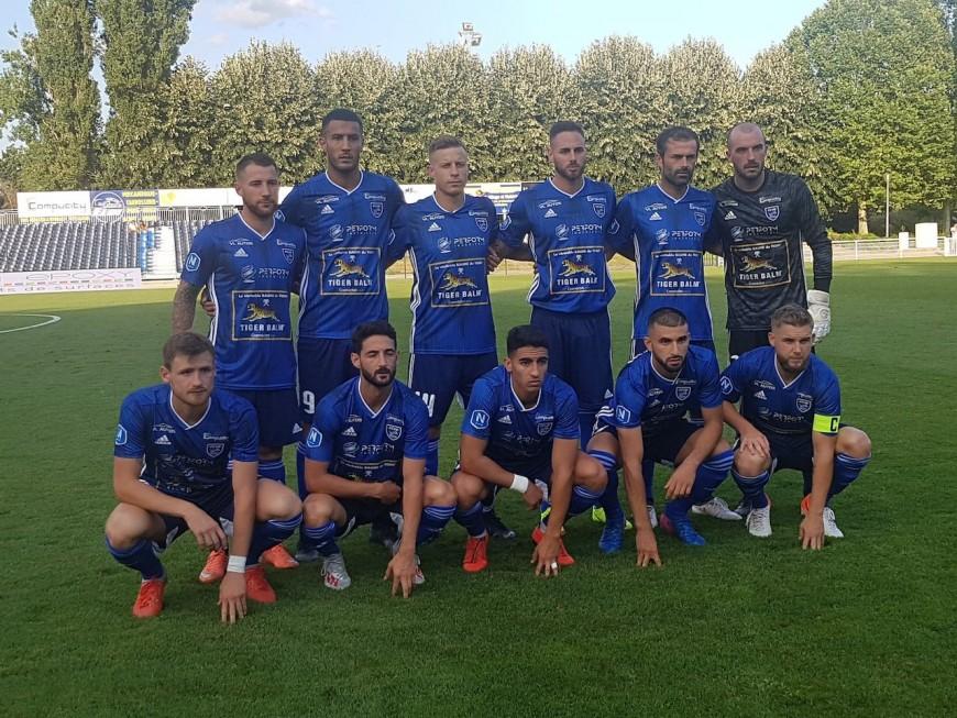 Le FCVB démarre sur un court succès, Lyon Duchère par une fessée