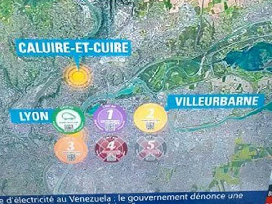 """BFM TV se trompe sur l'orthographe de """"Villeurbanne"""", la Ville répond sur Twitter"""