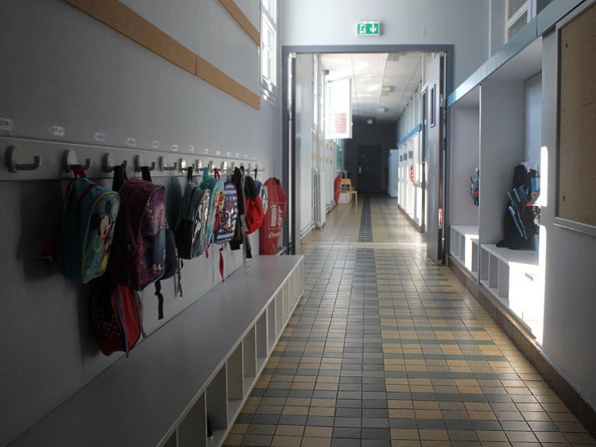 Lyon : une école du 6e arrondissement accueille deux familles la nuit