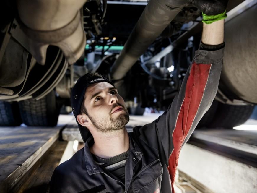 Renault Trucks proposera une formation de technicien à la rentrée 2019
