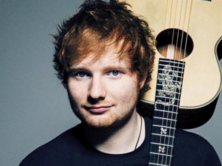 Les billets pour le concert d'Ed Sheeran à Lyon en vente ce jeudi !