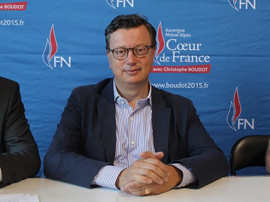 Né à Lyon, l'eurodéputé FN Edouard Ferrand est décédé