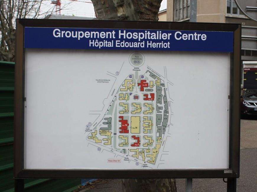 Lyon: solidarité après le vol du vélo d'une interne de l'hôpital Édouard Herriot