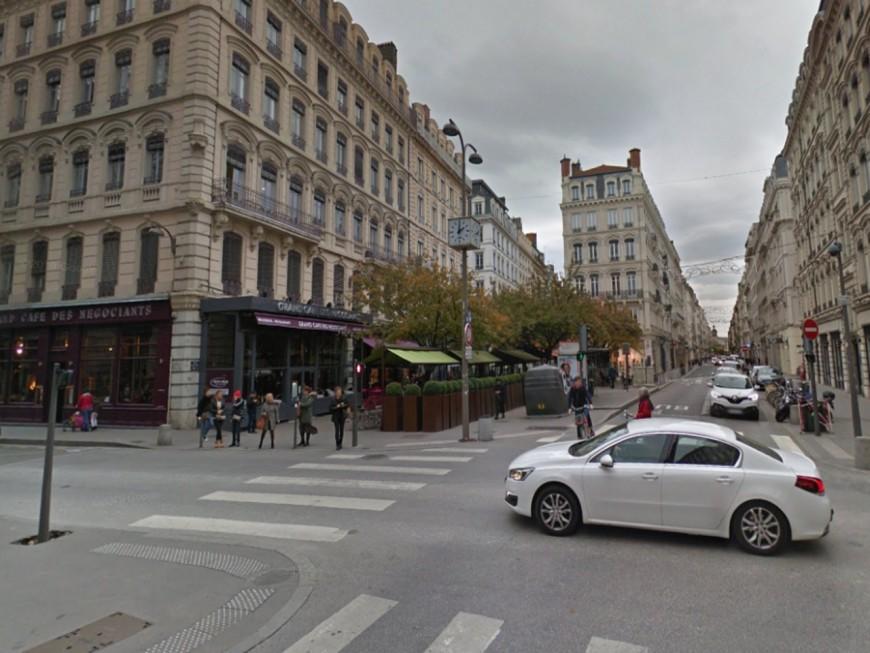 Nuisances sonores : la rue Edouard Herriot fermée à la circulation la nuit le week-end