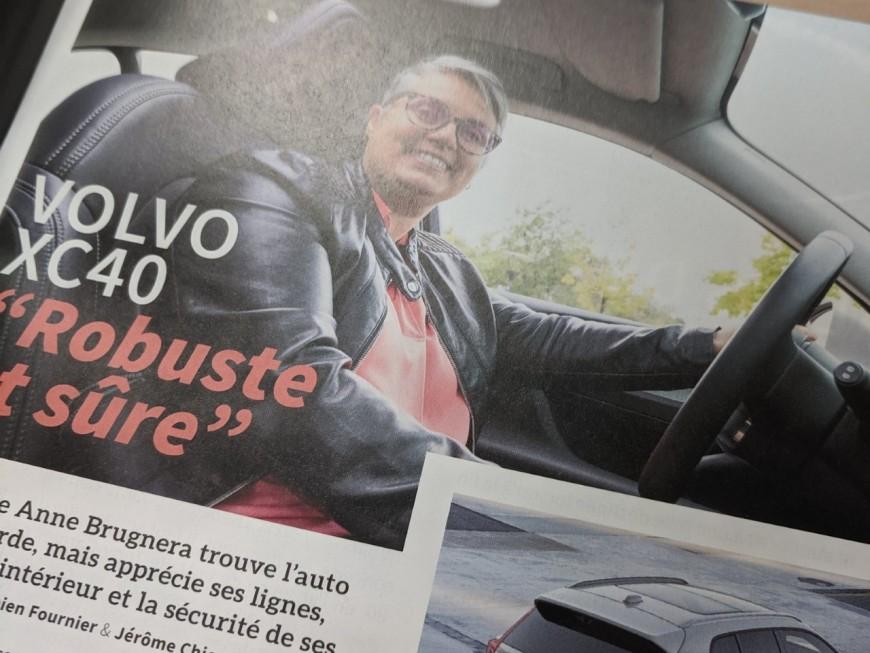 Anne Brugnera teste un SUV pour un média, les écologistes s'étranglent