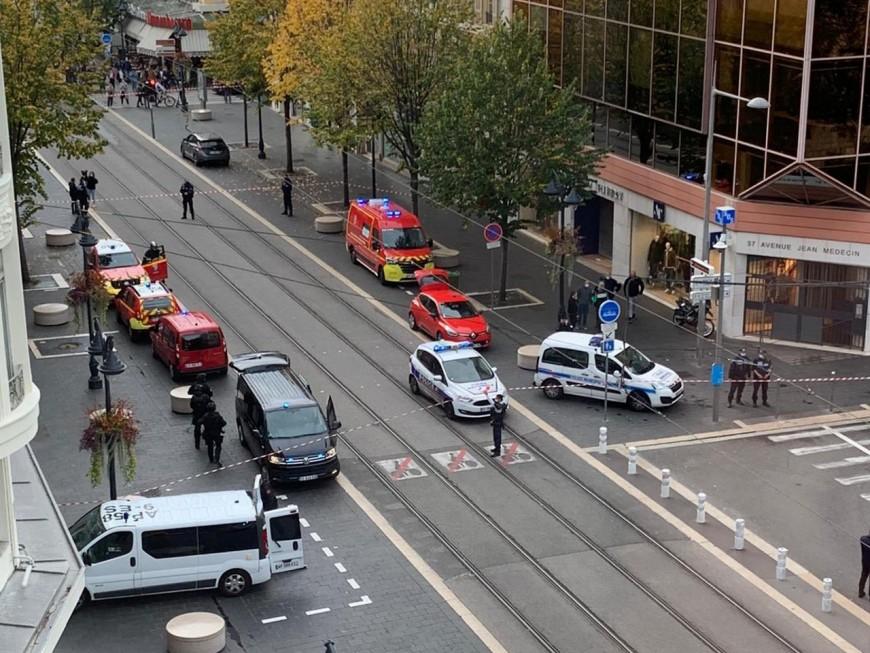 Attaque au couteau à Nice : les réactions à Lyon