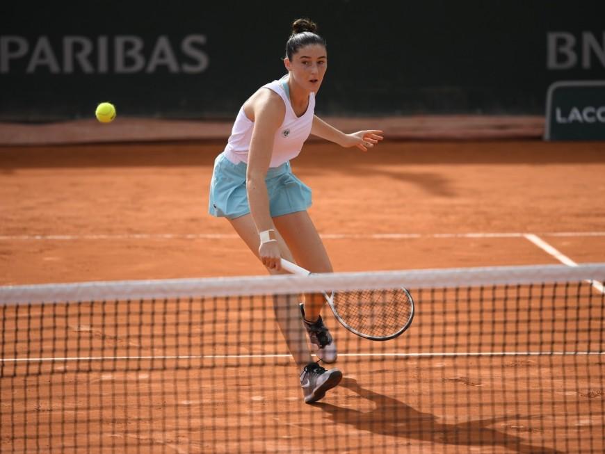 La Lyonnaise Elsa Jacquemot remporte le tournoi junior de Roland-Garros