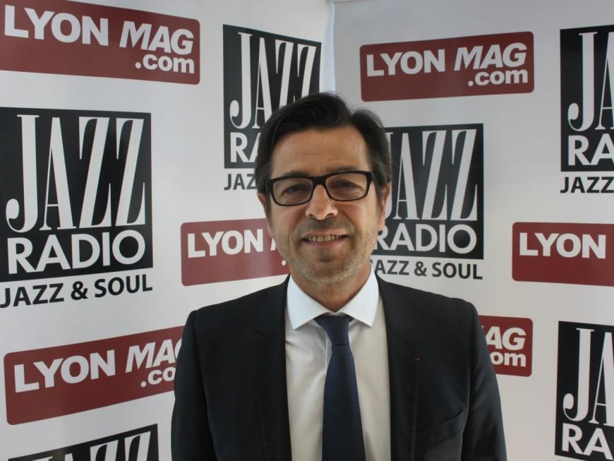 """Emmanuel Hamelin : """"Collomb a voulu passer en force sur le dossier de l'ancien collège Serin"""""""