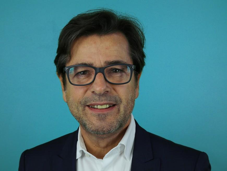 """Emmanuel Hamelin, conseiller municipal (LR) : """"Laurent Wauquiez, ce n'est pas ma droite"""""""