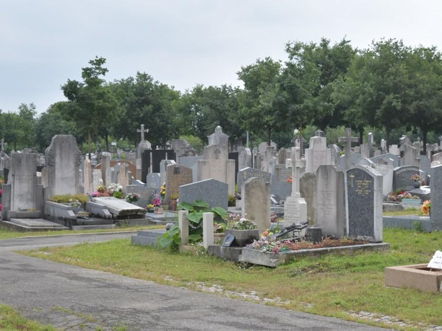 Des tombes vendues aux enchères à Lyon !