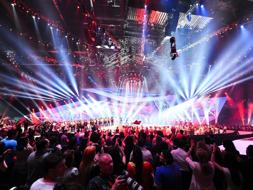 Eurovision: la chanson de la France écrite par un Lyonnais
