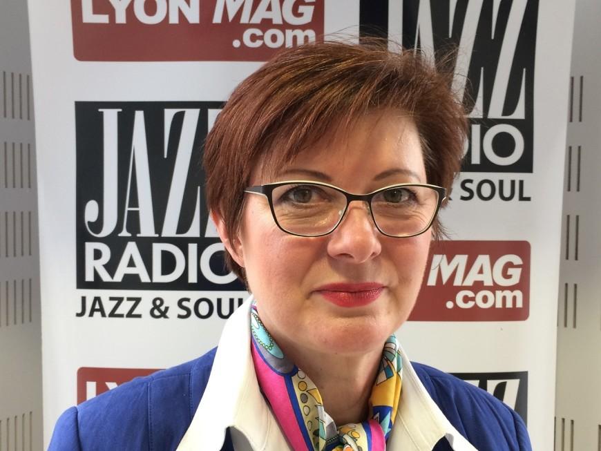 """Evelyne Lavezzari : """"L'aspect humain inexistant dans la vente de l'aéroport Saint-Exupéry"""""""