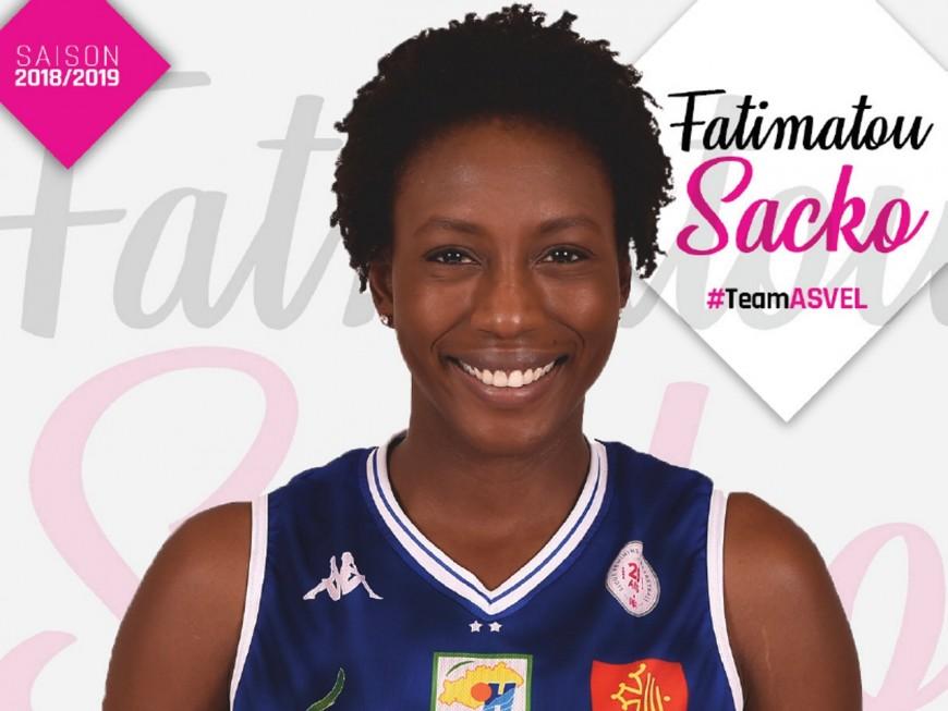 Une nouvelle joueuse pour le Lyon ASVEL féminin