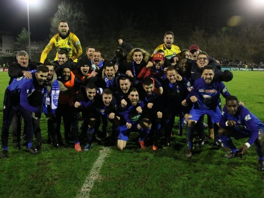 Coupe de France : qualification historique du FC Limonest Saint-Didier !