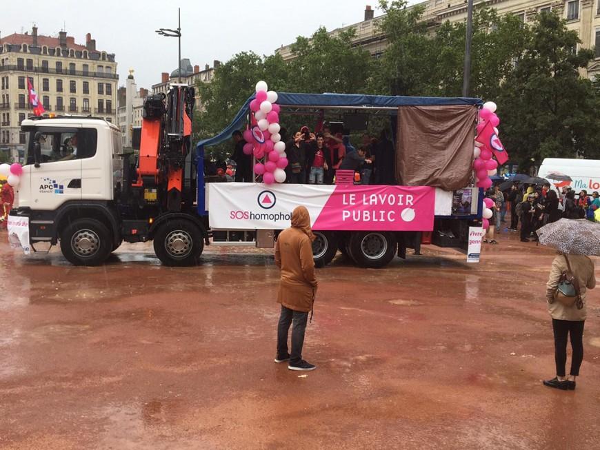 Lyon : la marche des Fiertés annulée