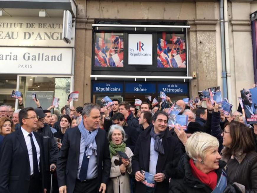 KO debout, les Républicains du Rhône tentent de repartir de l'avant