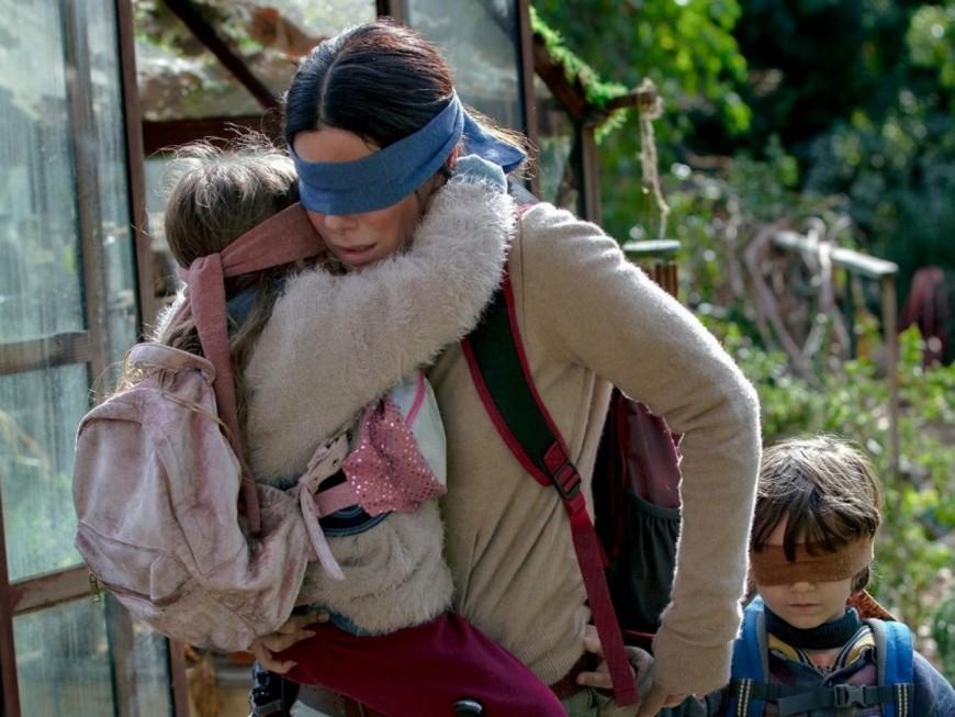 Les gendarmes du Rhône mettent en garde la population contre le Bird Box Challenge