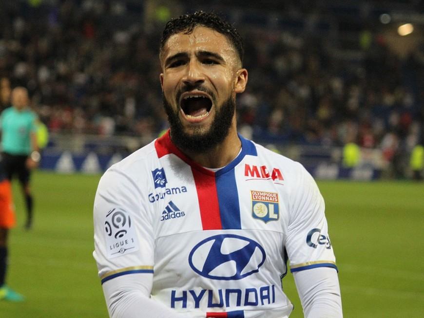 Le capitaine de l'OL, Nabil Fekir, logiquement rappelé en équipe de France