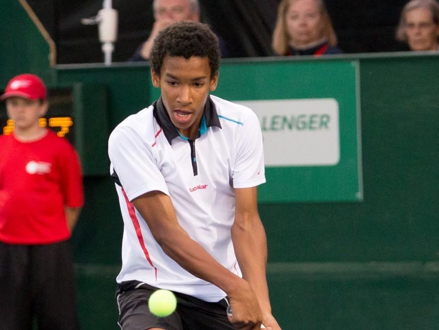 Tennis : un joueur de 16 ans remporte l'Open Sopra Steria de Lyon